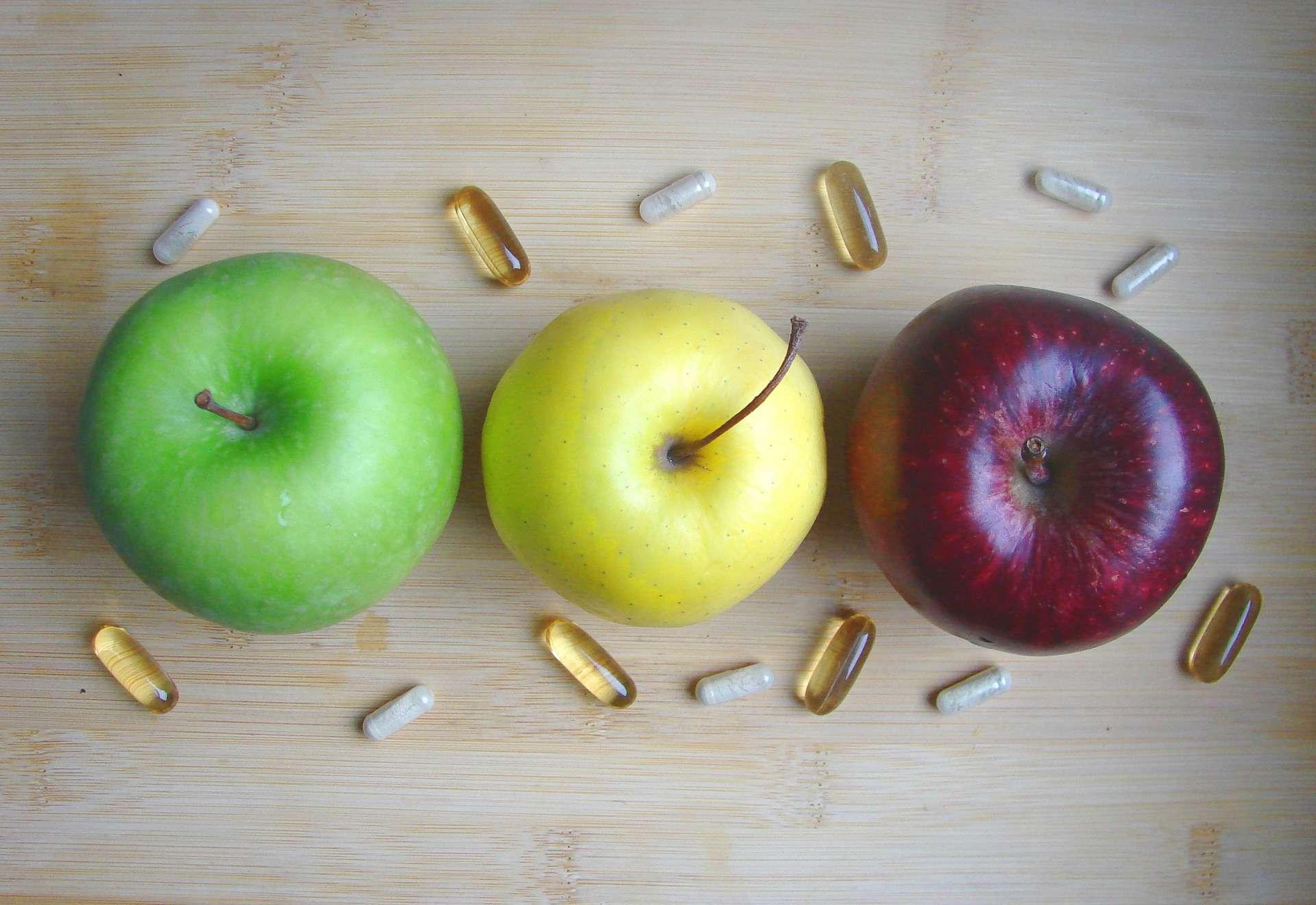 Витамины спасают от мигрени