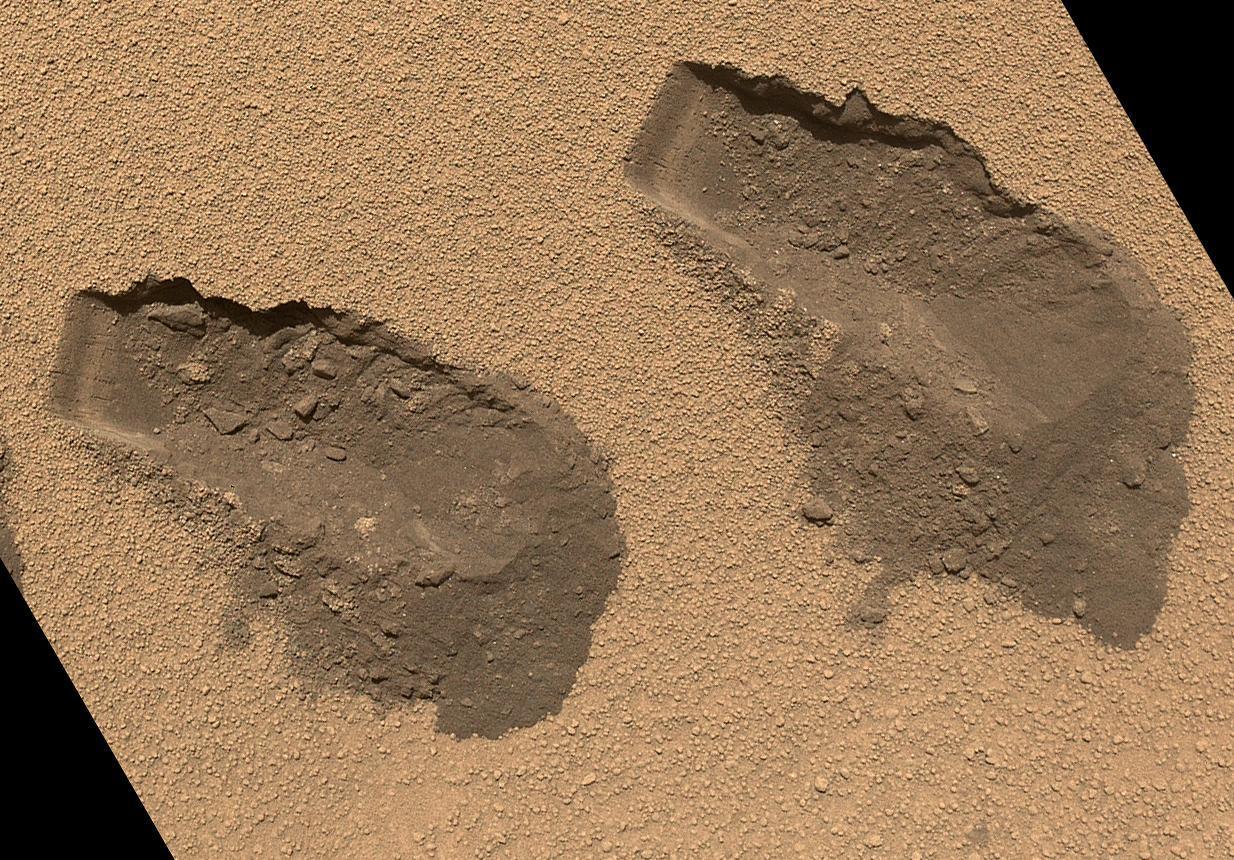 Марсианские перхлораты помогут найти жизнь на Марсе
