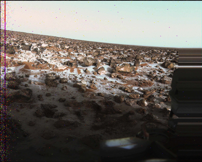 Возможно, сорок лет назад на Марсе все-таки нашли жизнь