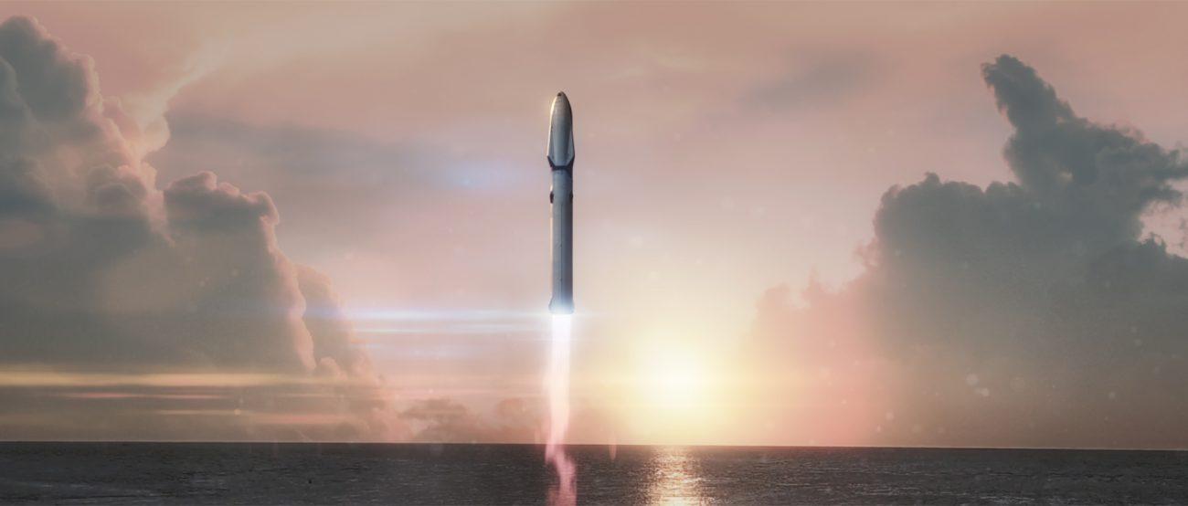 Самое важное о самой важной презентации SpaceX. Часть первая: Марс, мы близко