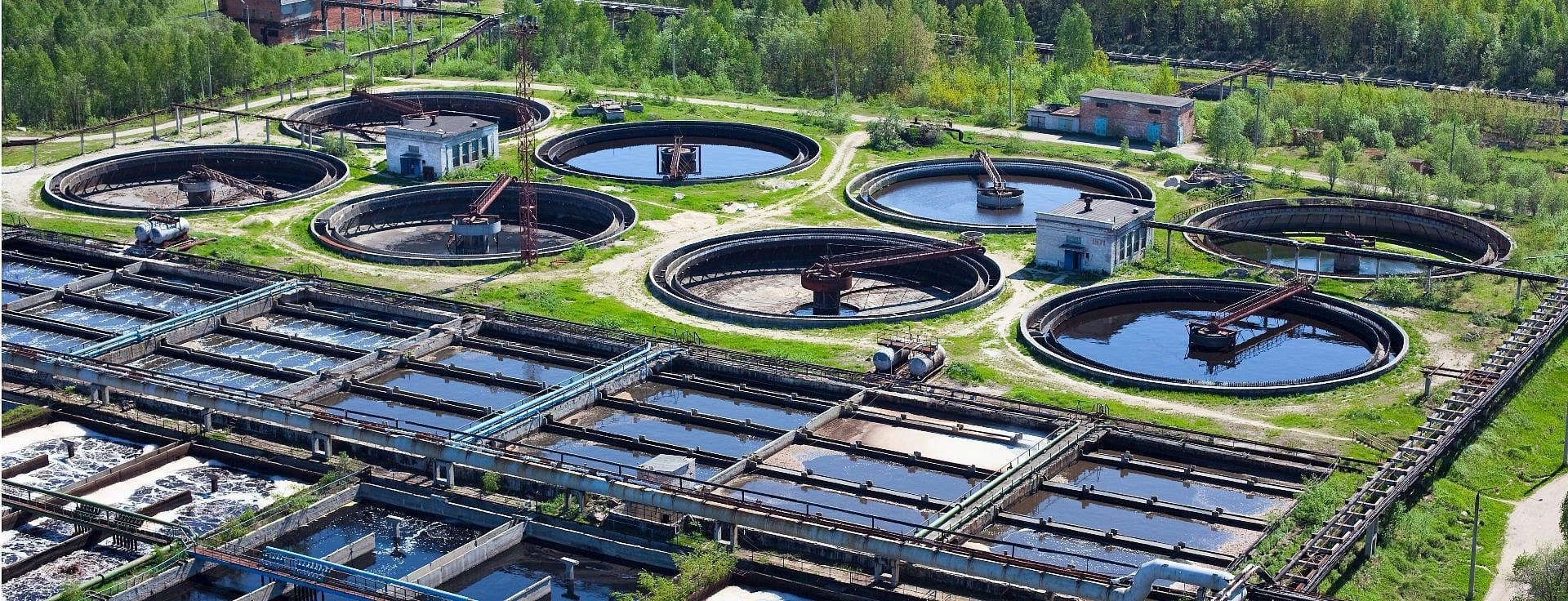 Очистные сооружения выводят из сточных вод лишь половину лекарственных препаратов