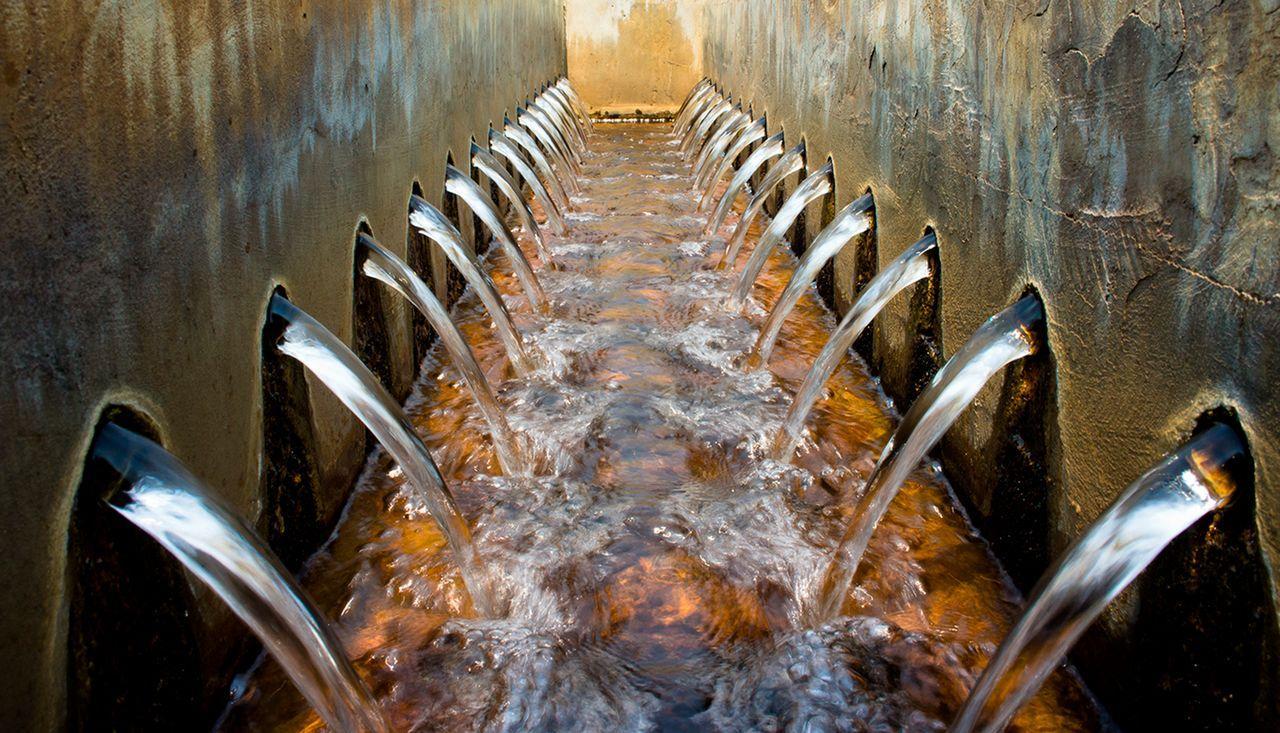 Сточные воды могут содержать золото и серебро на миллионы долларов
