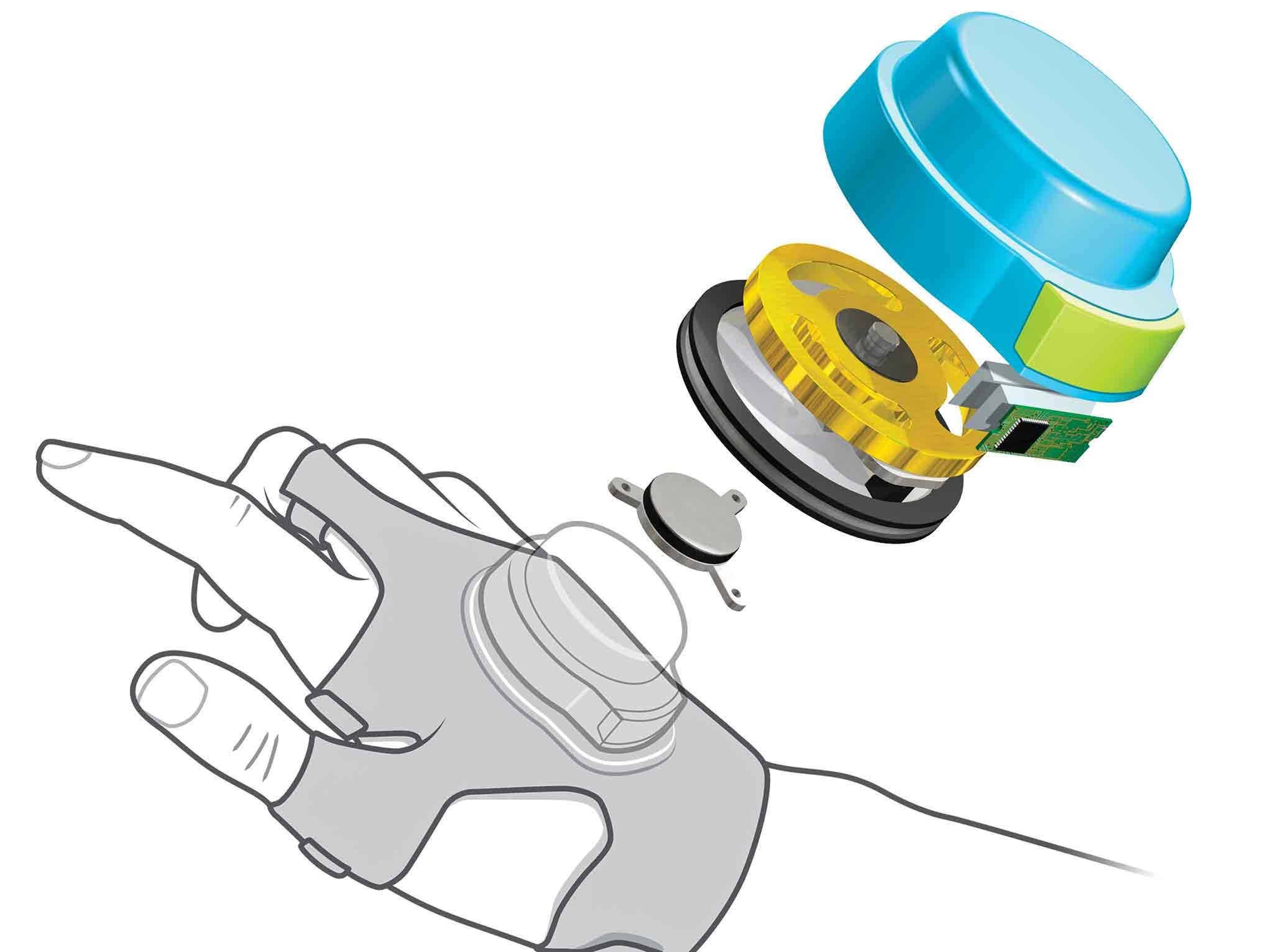 Антипаркинсоническая перчатка с гироскопом поступит в продажу в 2016 году