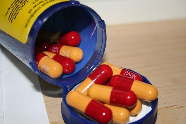 устойчивость к антибиотикам может усилиться из-за хлора в сточных водах