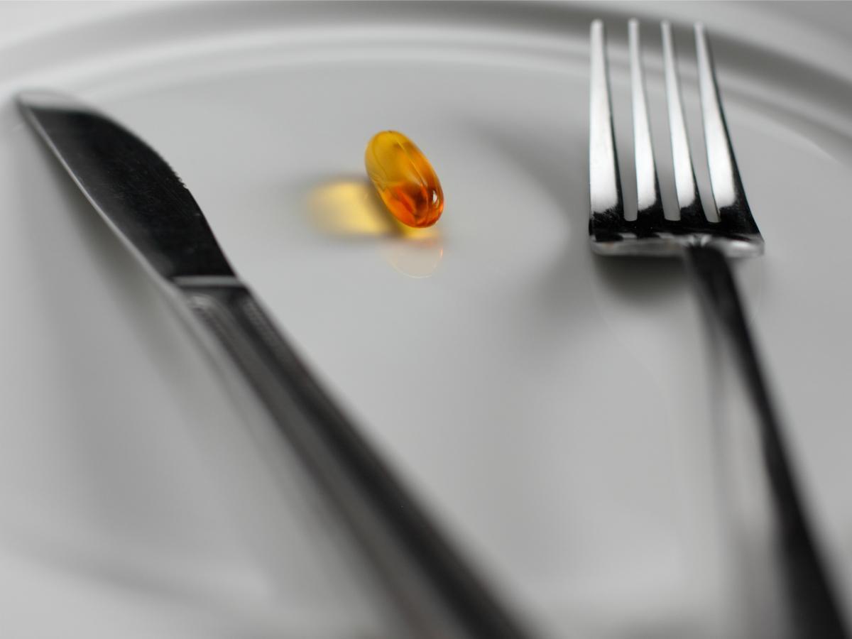 рыбий жир отправляет жировые запасы в топку
