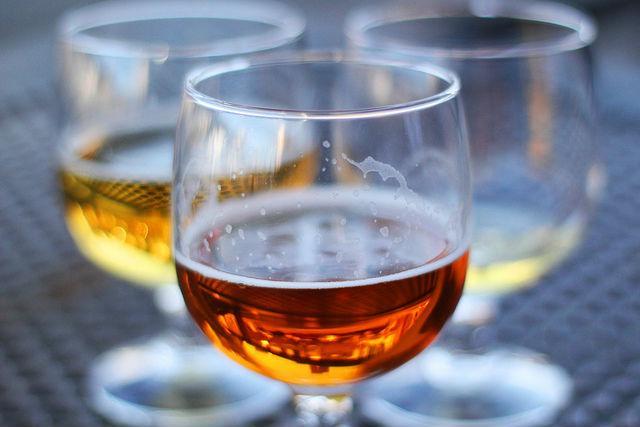вкус пива будоражит мужской мозг