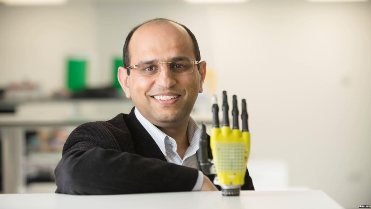 Питающаяся от солнца искусственная кожа открывает новые возможности для протезирования