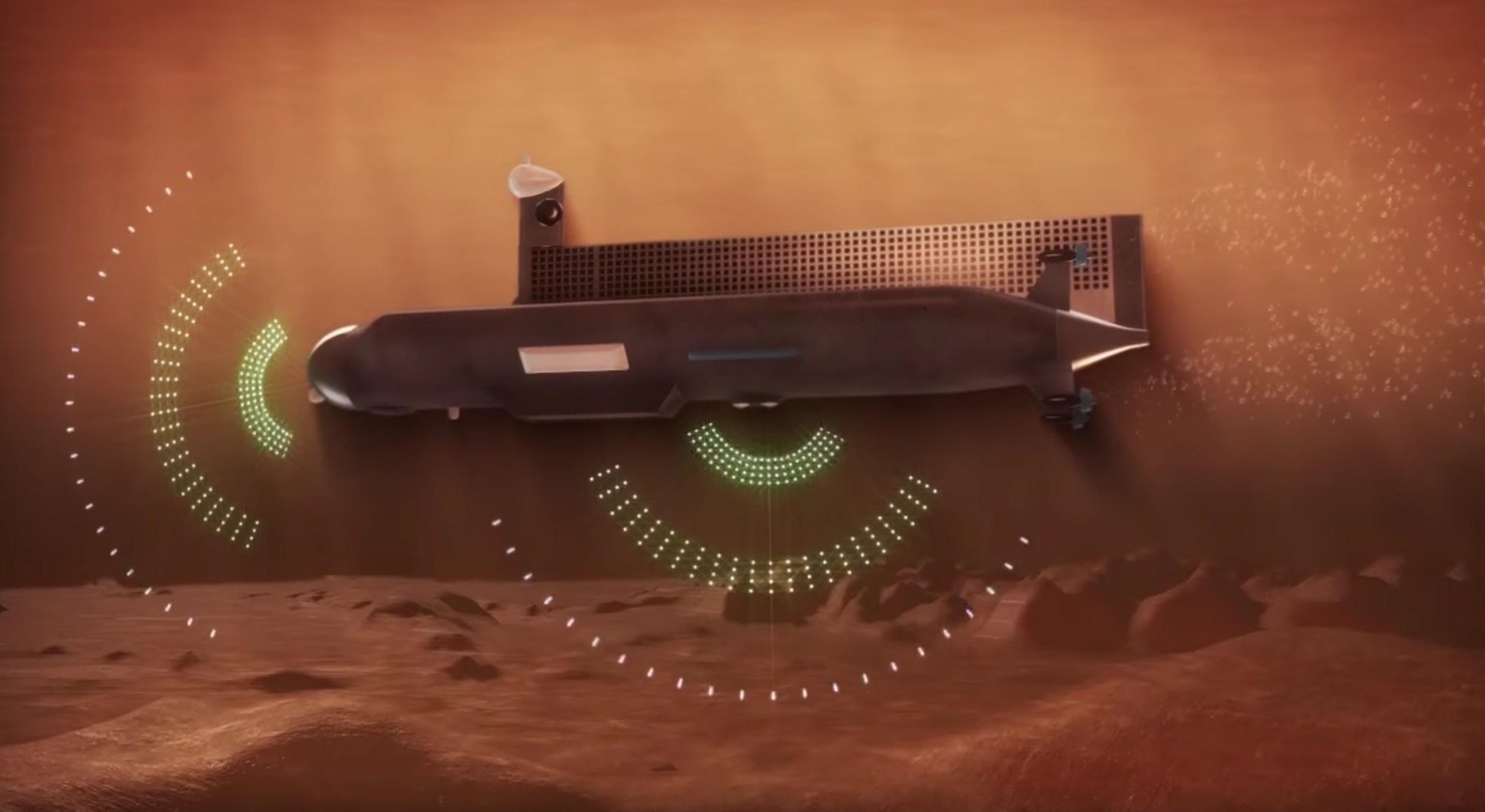 Подлодка, которая будет искать жизнь в метановых морях Титана