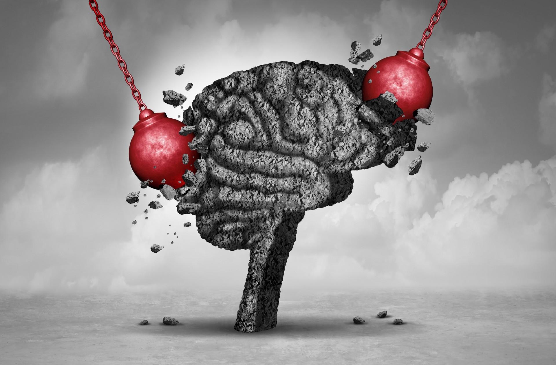 Как мозг зовёт печень на помощь
