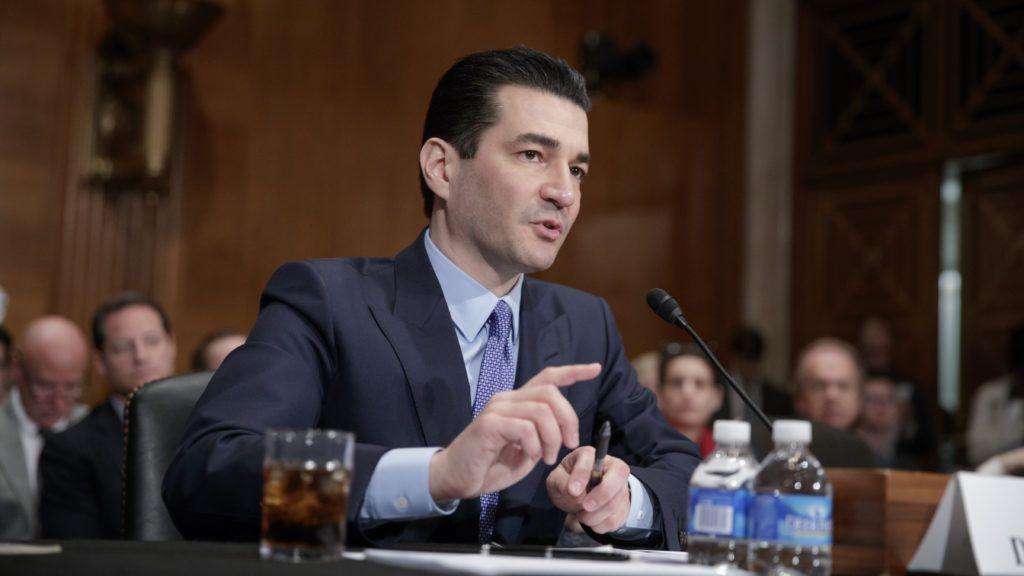 глава FDA объявил войну опиоидной эпидемии