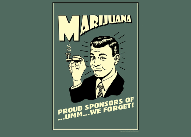 забывчивость при курении марихуаны связали с подавлением митохондрий