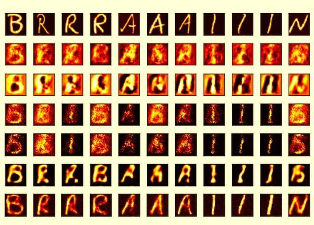 глубокое обучение помогло декодировать образы букв в мозгу человека