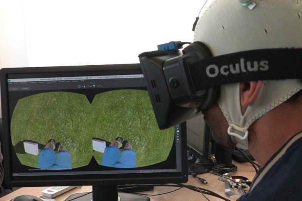 VR-система и экзоскелет частично восстановили спинной мозг