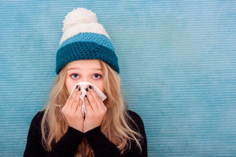 запах болезни