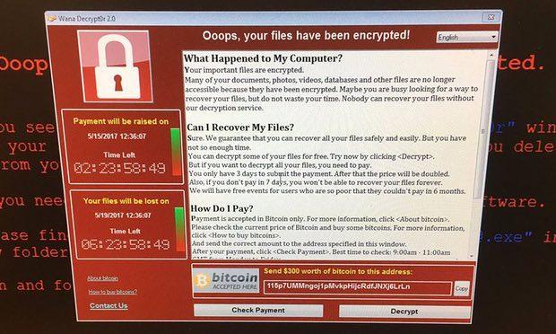 английские больницы подверглись масштабной хакерской атаке