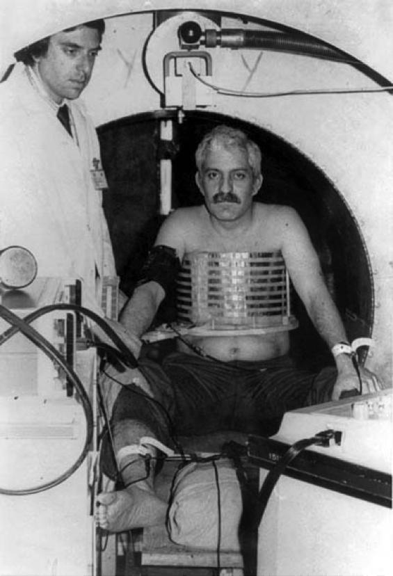 кто создал первую магнитно-резонансной томографии осматривают парней