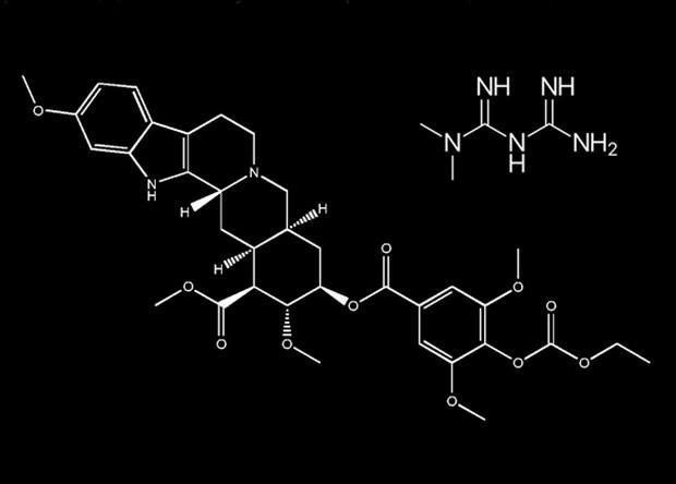 лекарства от давления и диабета объединились против раковых клеток