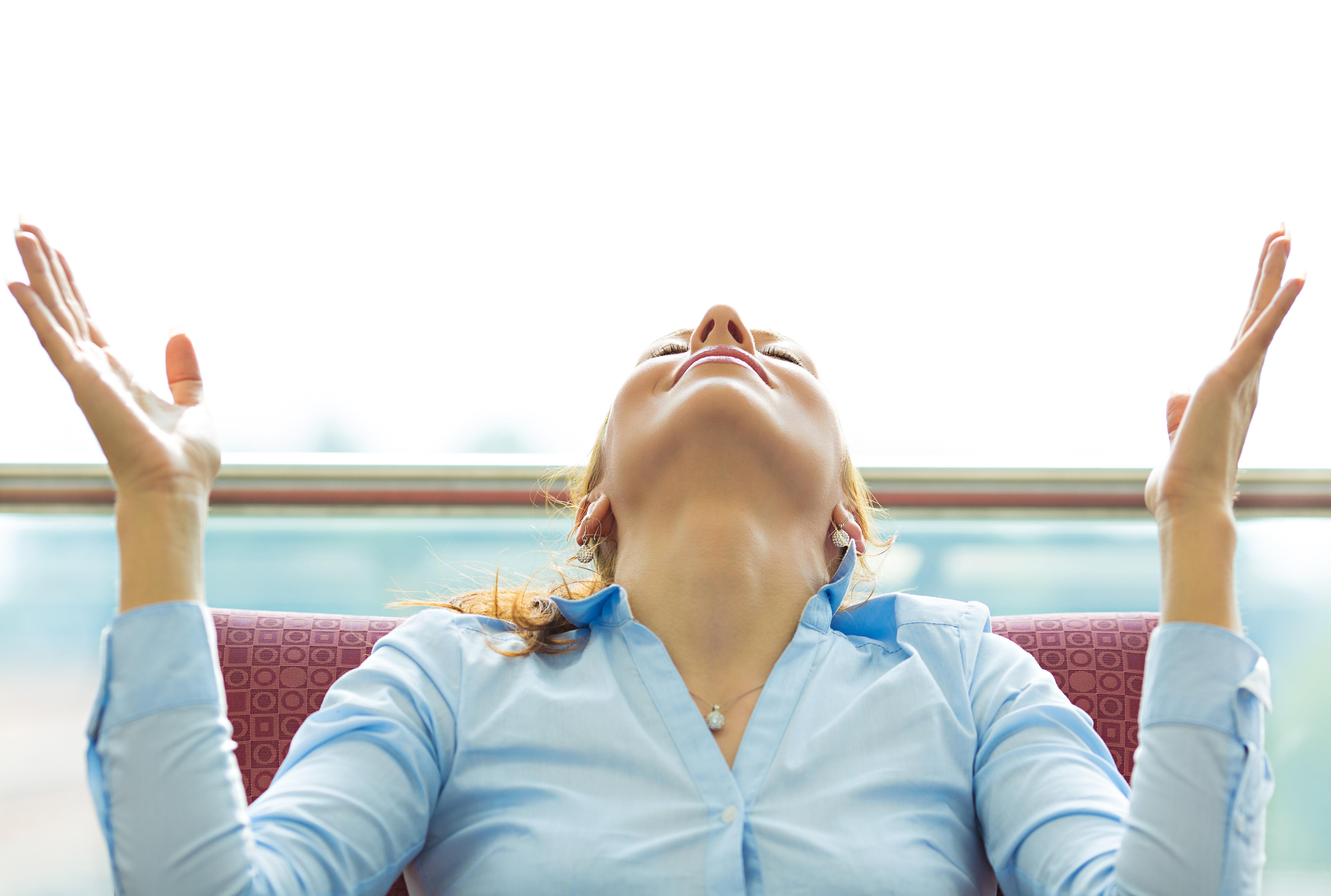 Почему глубокое дыхание успокаивает