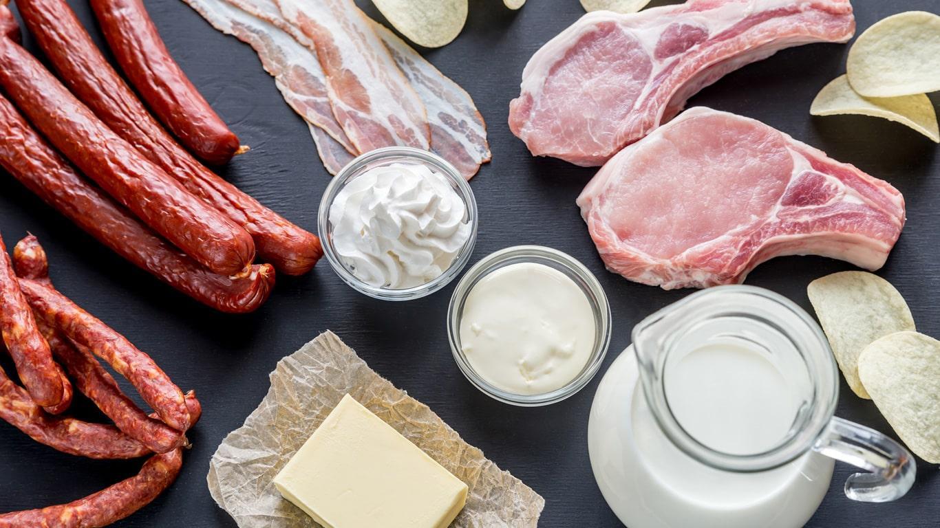 Ученые развенчали миф о засоряющих артерии насыщенных жирах