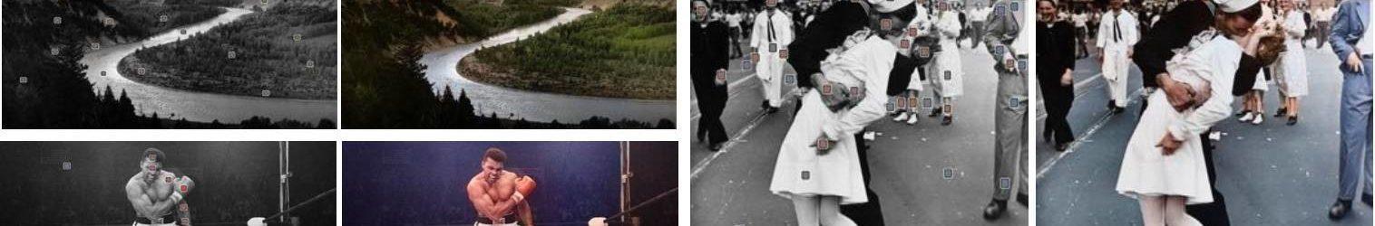 Нейросеть раскрасит чёрно-белые фотографии быстрее Photoshop