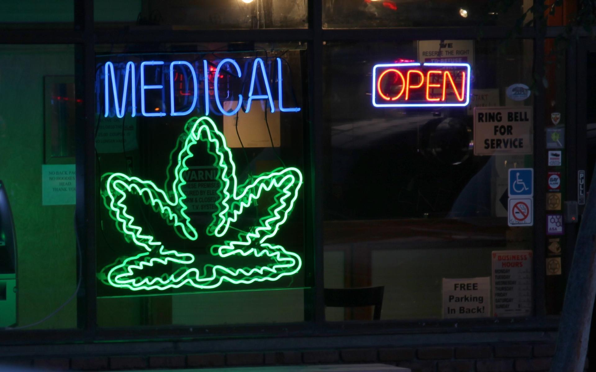 Медицинское применение марихуаны снизило потребление рецептурных лекарств