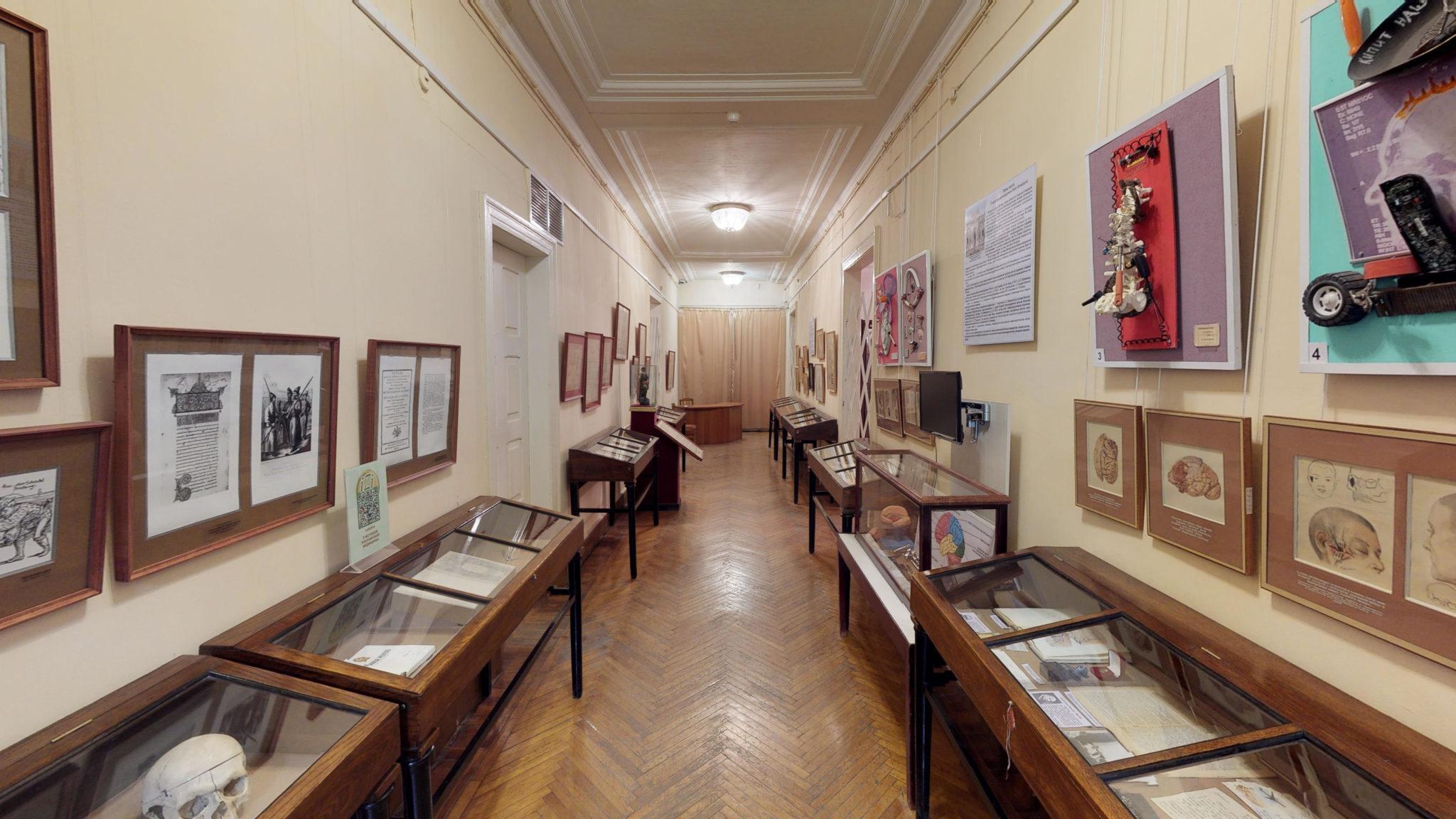Военно-медицинский музей примет участие в «Ночи музеев»