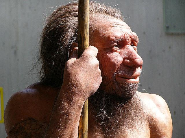 вирусы неандертальцев обнаружены в ДНК современных людей