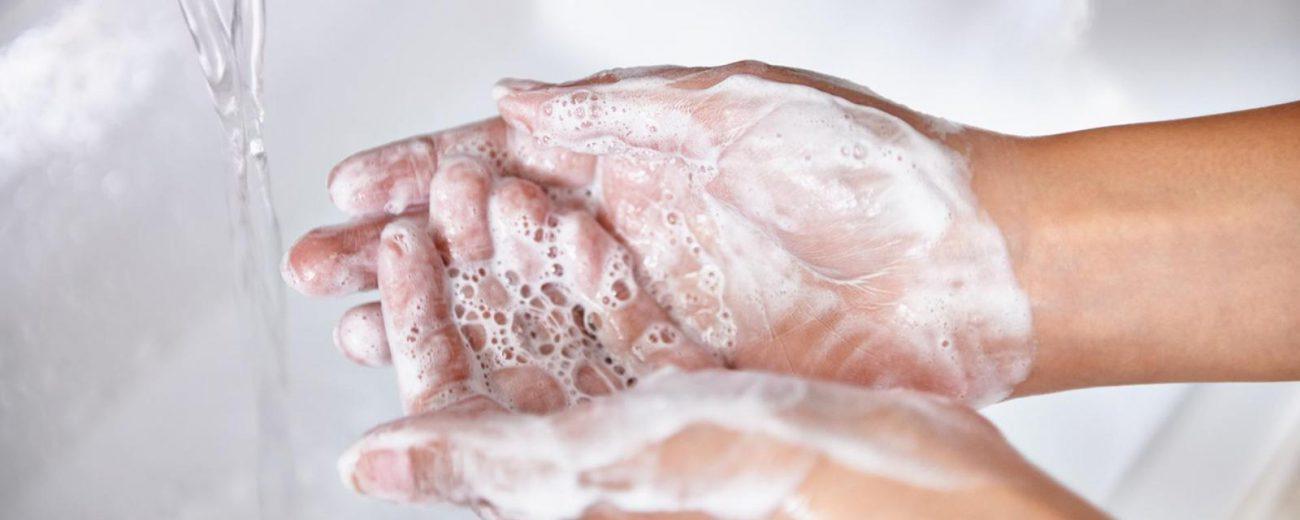 как правильно мыть руки с точки зрения науки