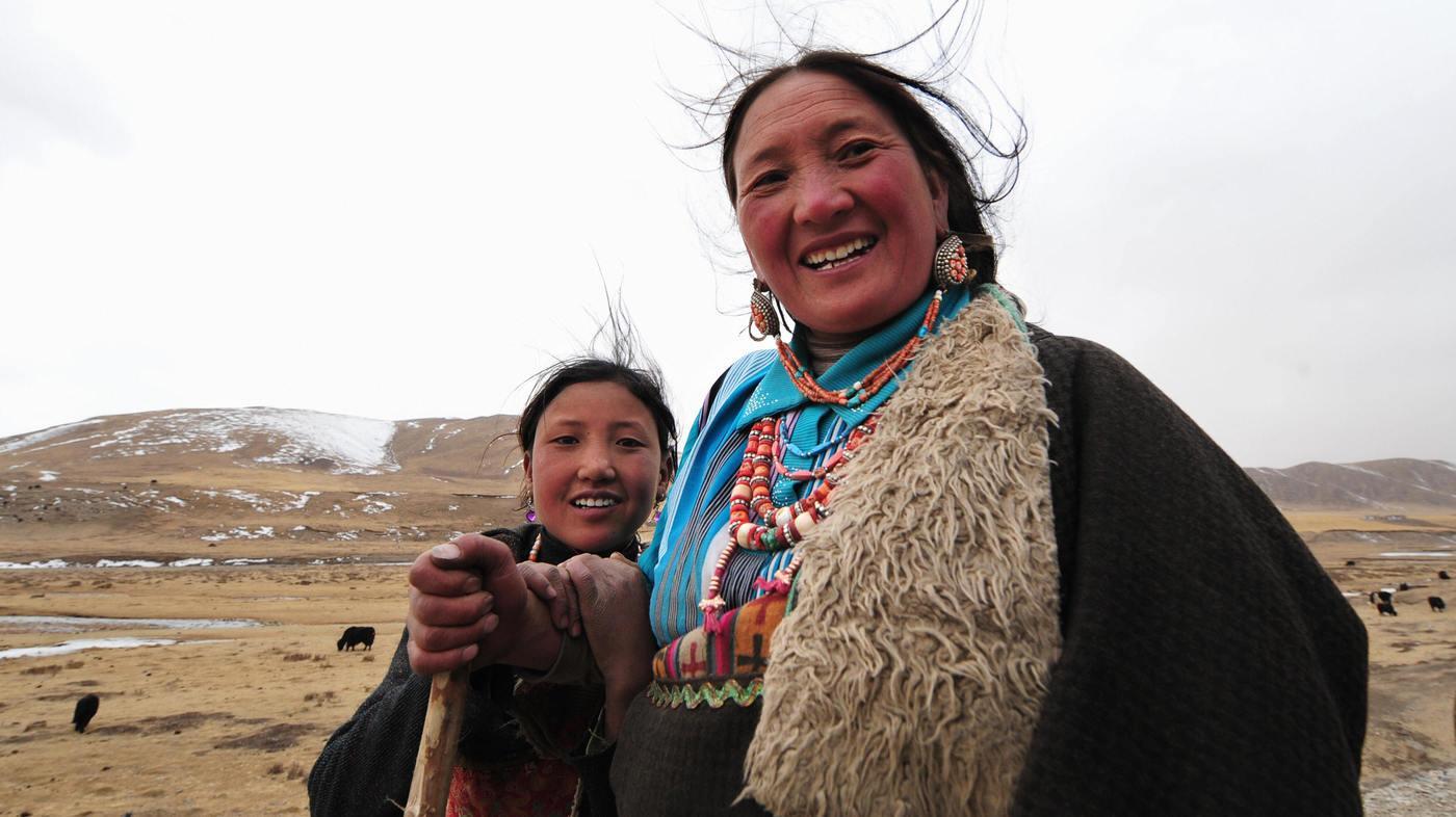 Как тибетцы приспособились к высокогорью