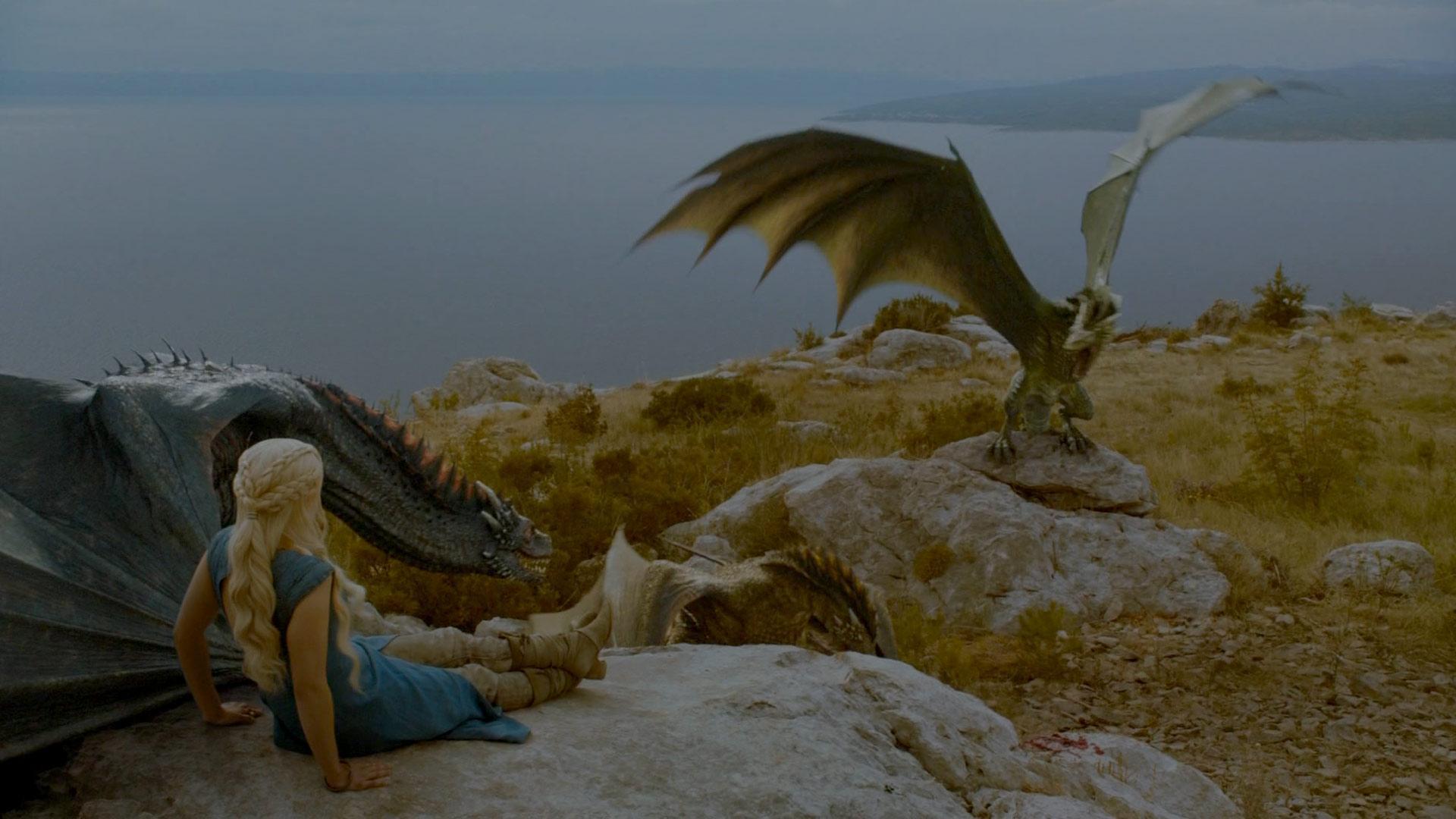 сможет ли дракон оторваться от земли