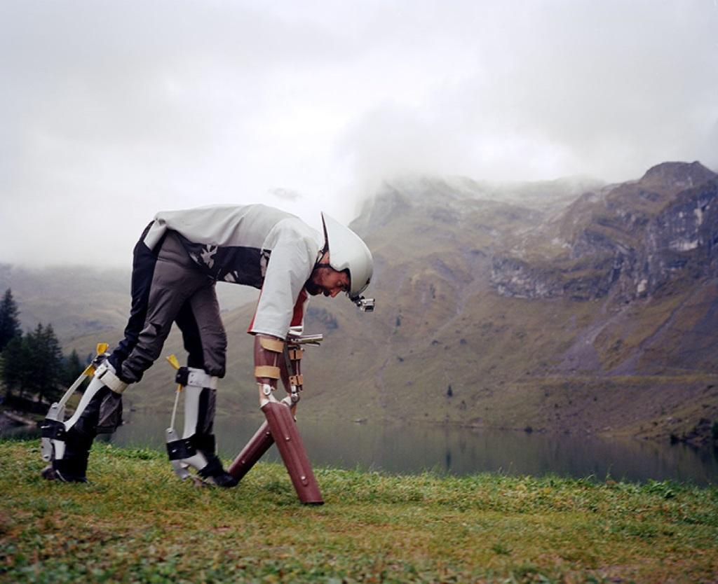 Томас Туэйтс – человек-коза