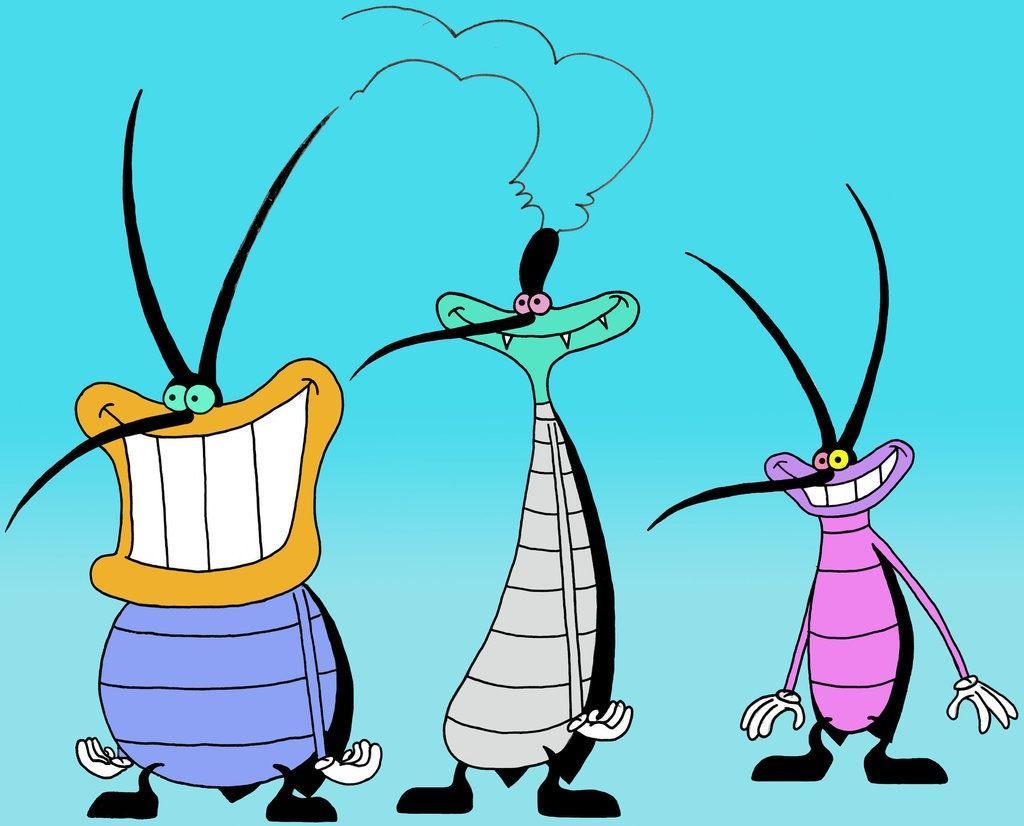 бактерии оказались «связными» в общении тараканов