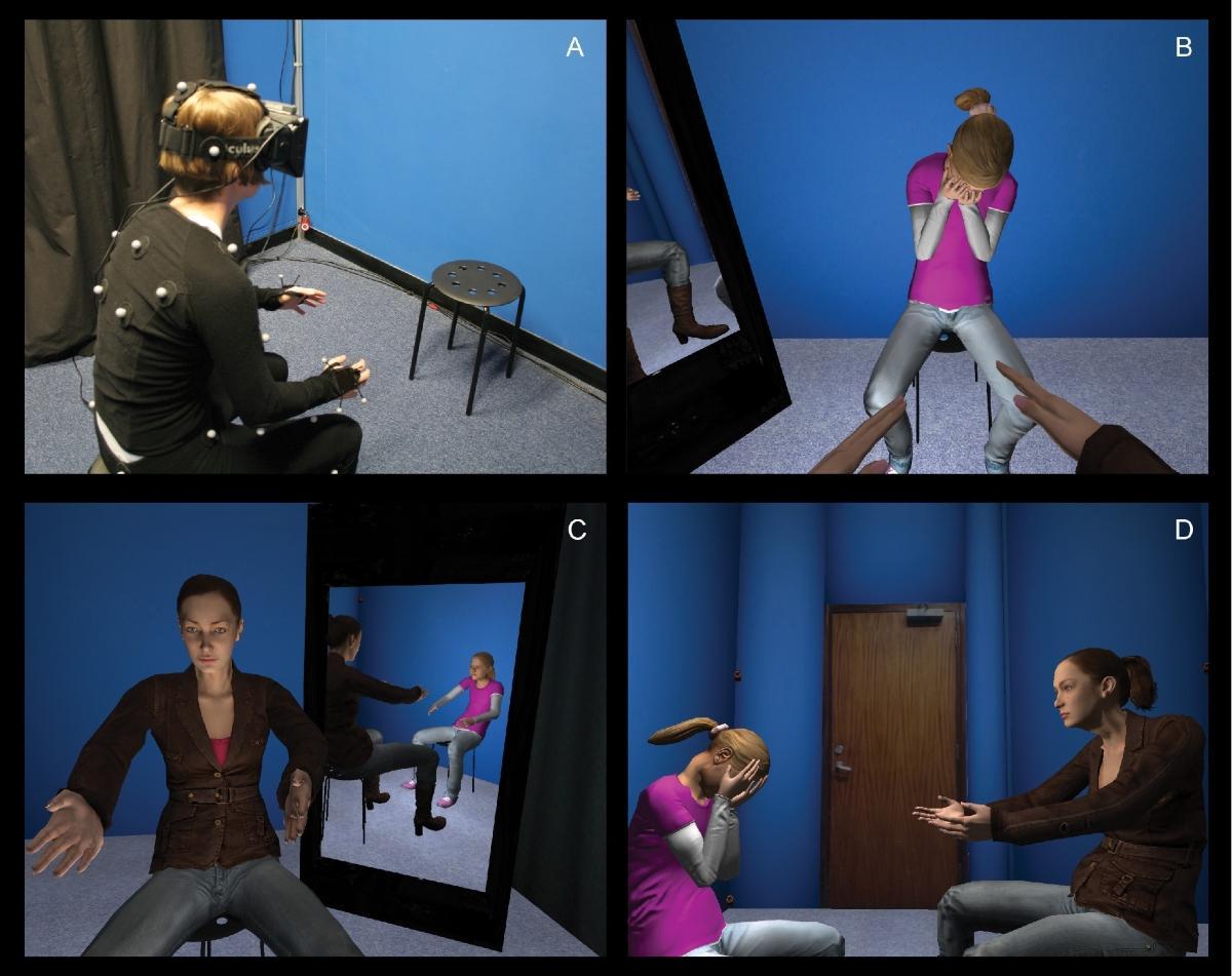 депрессию предложили лечить в виртуальной реальности