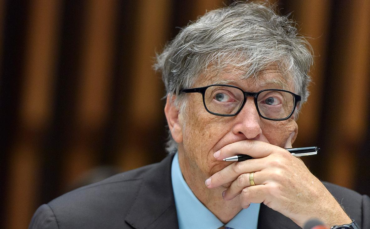 Билл Гейтс остерегается развития искусственного интеллекта