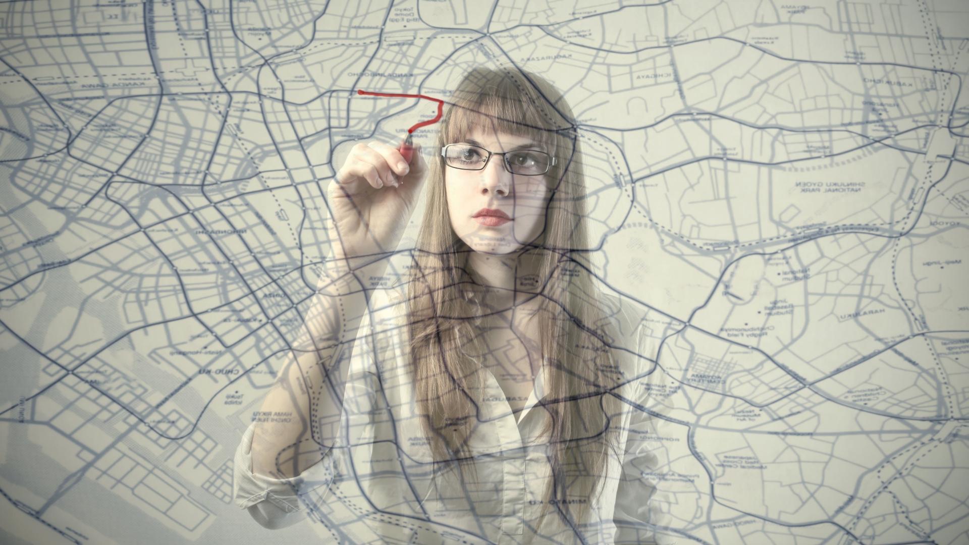 Навигационная система мозга