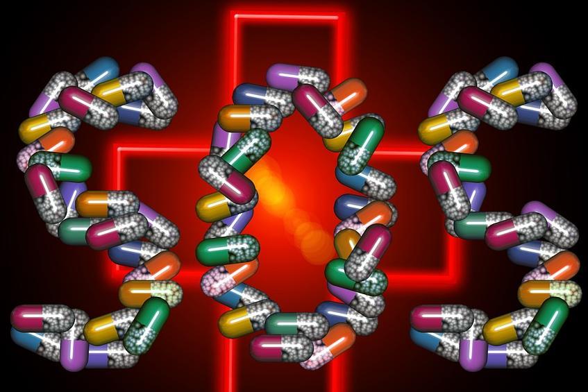 антибиотикорезистентность может привести к потере 10 млн человек