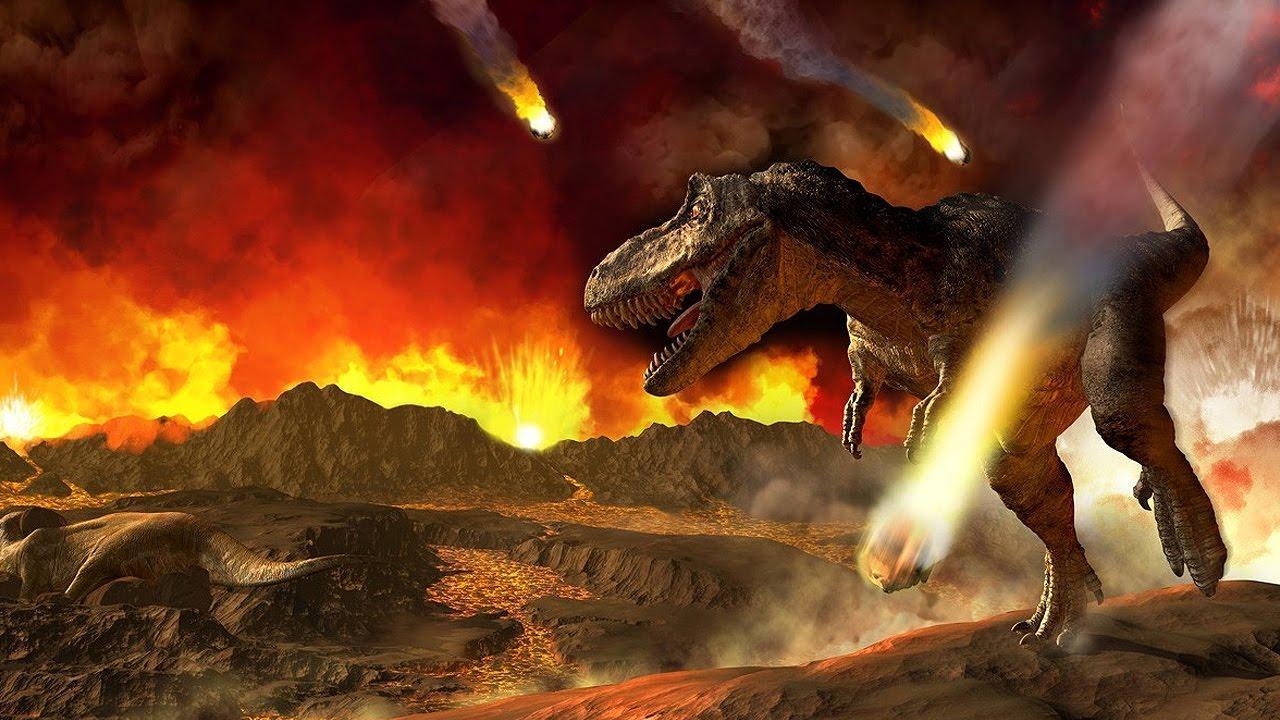 Динозавры начали превентивное вымирание за десятки миллионов лет до астероида