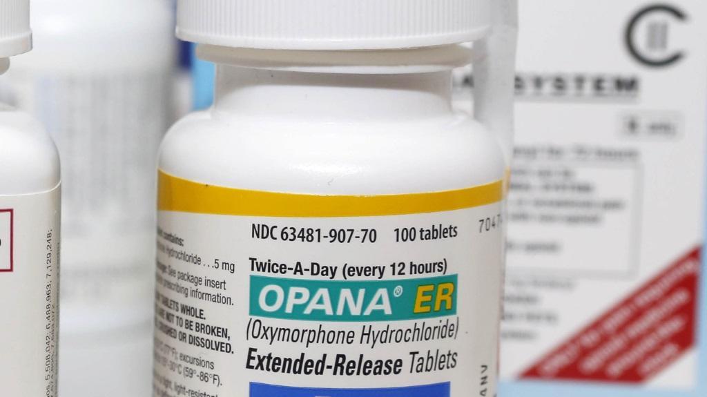 FDA распорядилось изъять из продажи опиоидный анальгетик