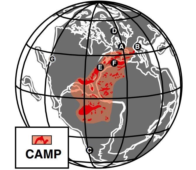 Вулканы помогли динозаврам захватить Землю
