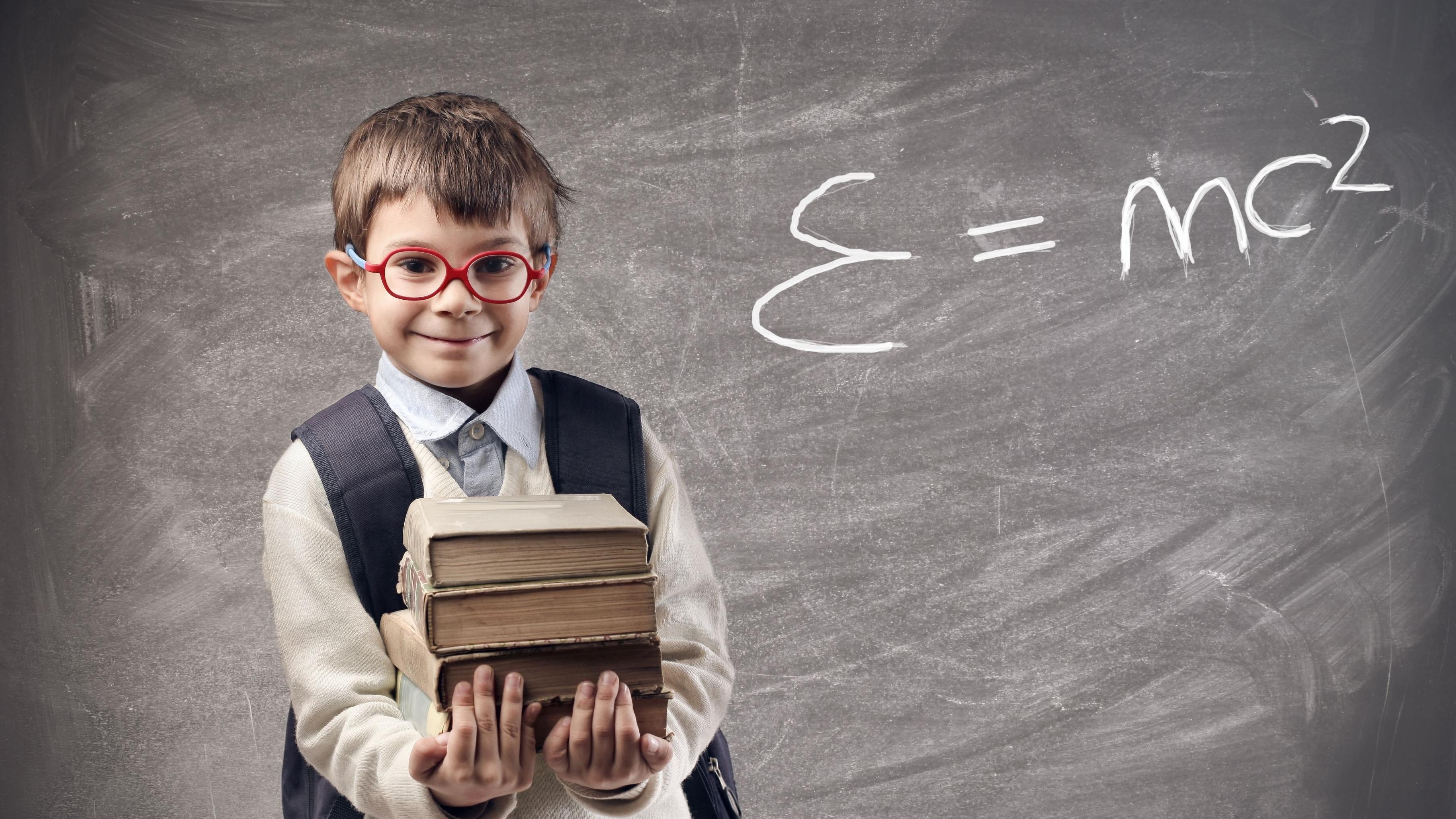 Откуда берутся умные дети