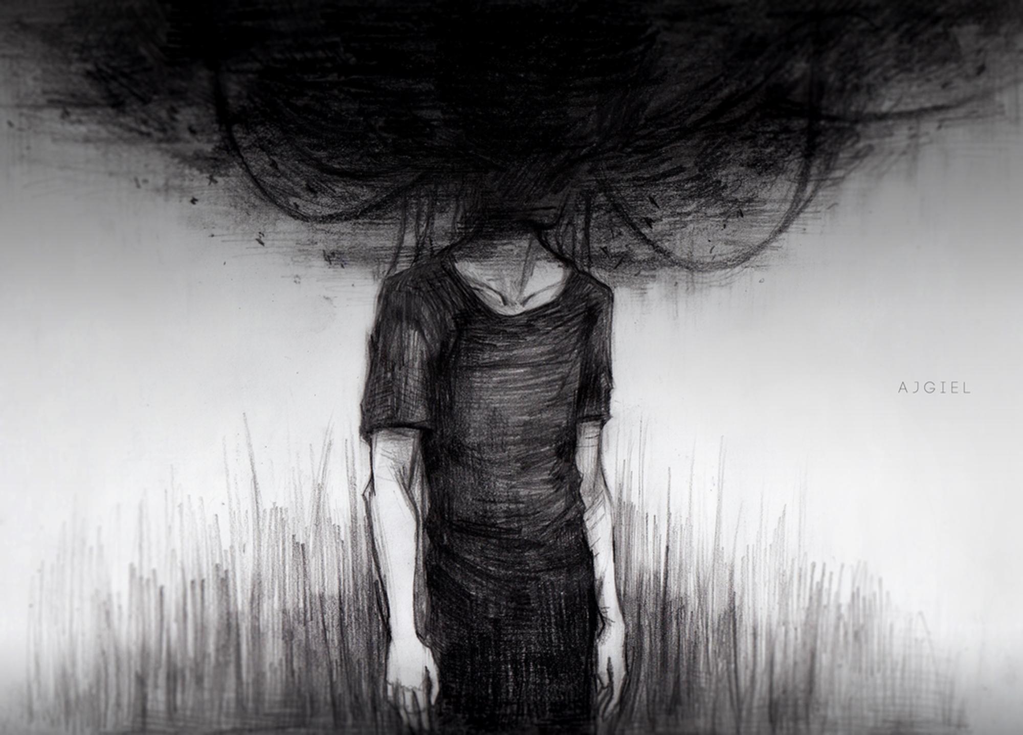 Депрессивные мысли оказались разрушительны для памяти
