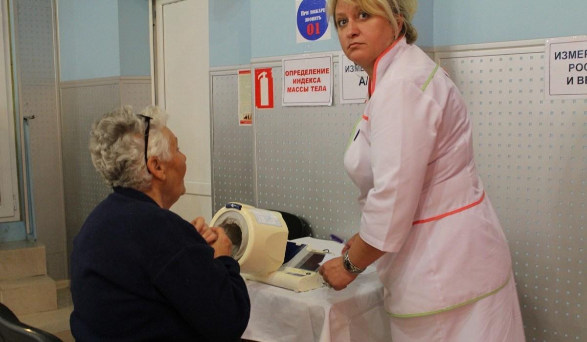 в поликлиниках недосчитались почти трети терапевтов