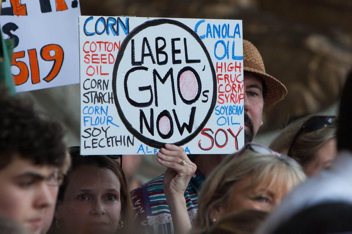 Сенат США согласился маркировать продукты с ГМО
