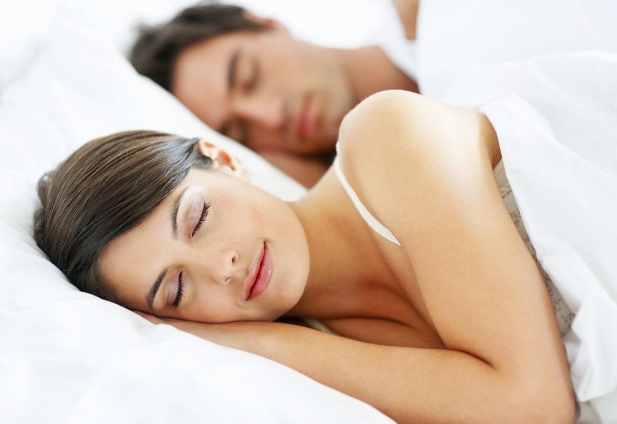 хороший ночной сон стимулирует женское либидо