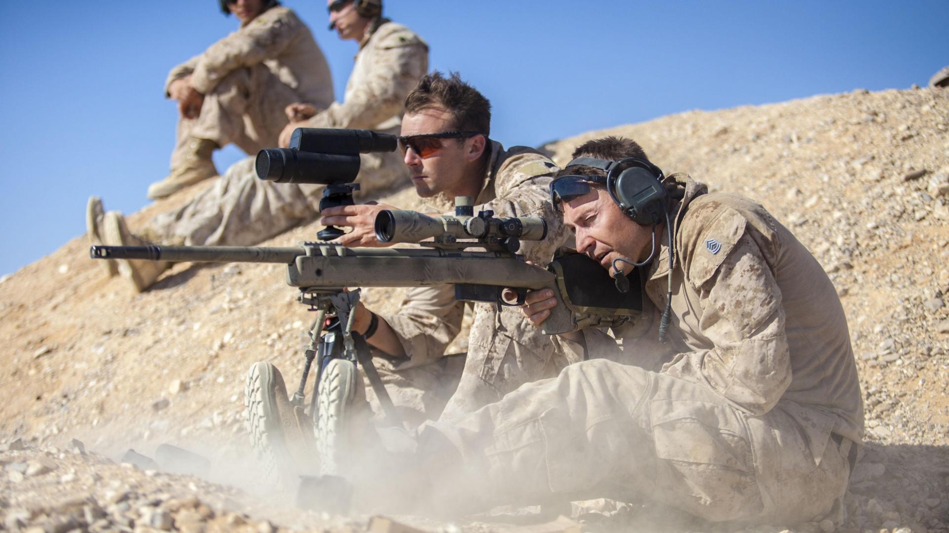 Электростимуляция ускорит обучение снайперов