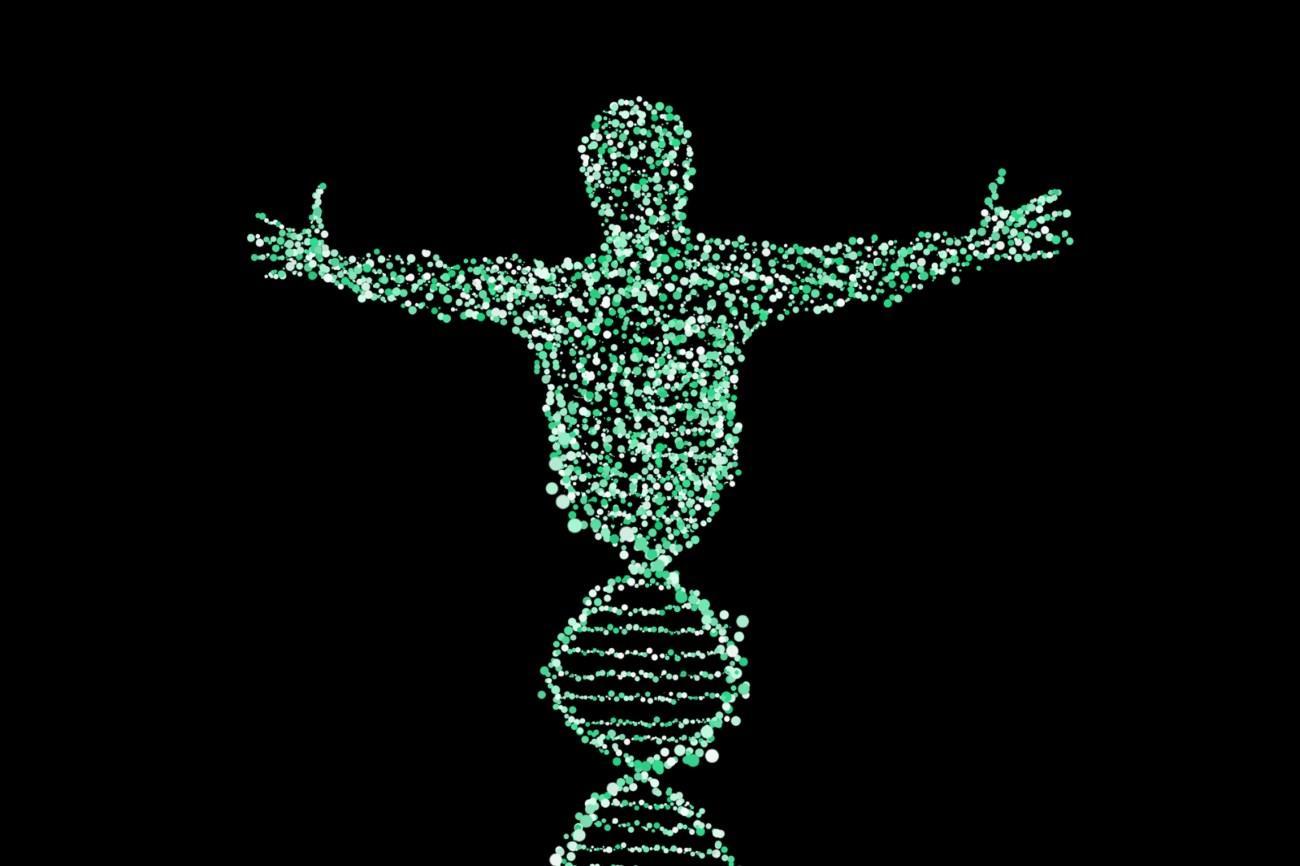 генетики восстановили ДНК давно умершего мужчины, не имея его останков