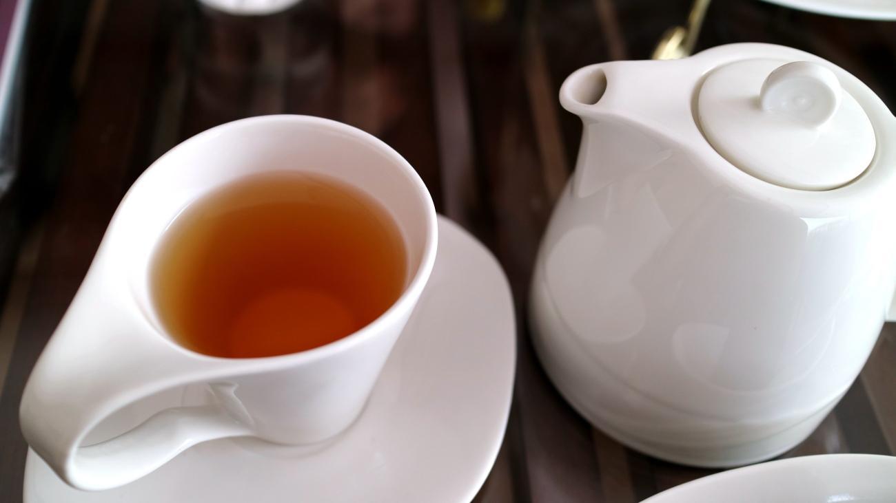 Железо делает зеленый чай бесполезным