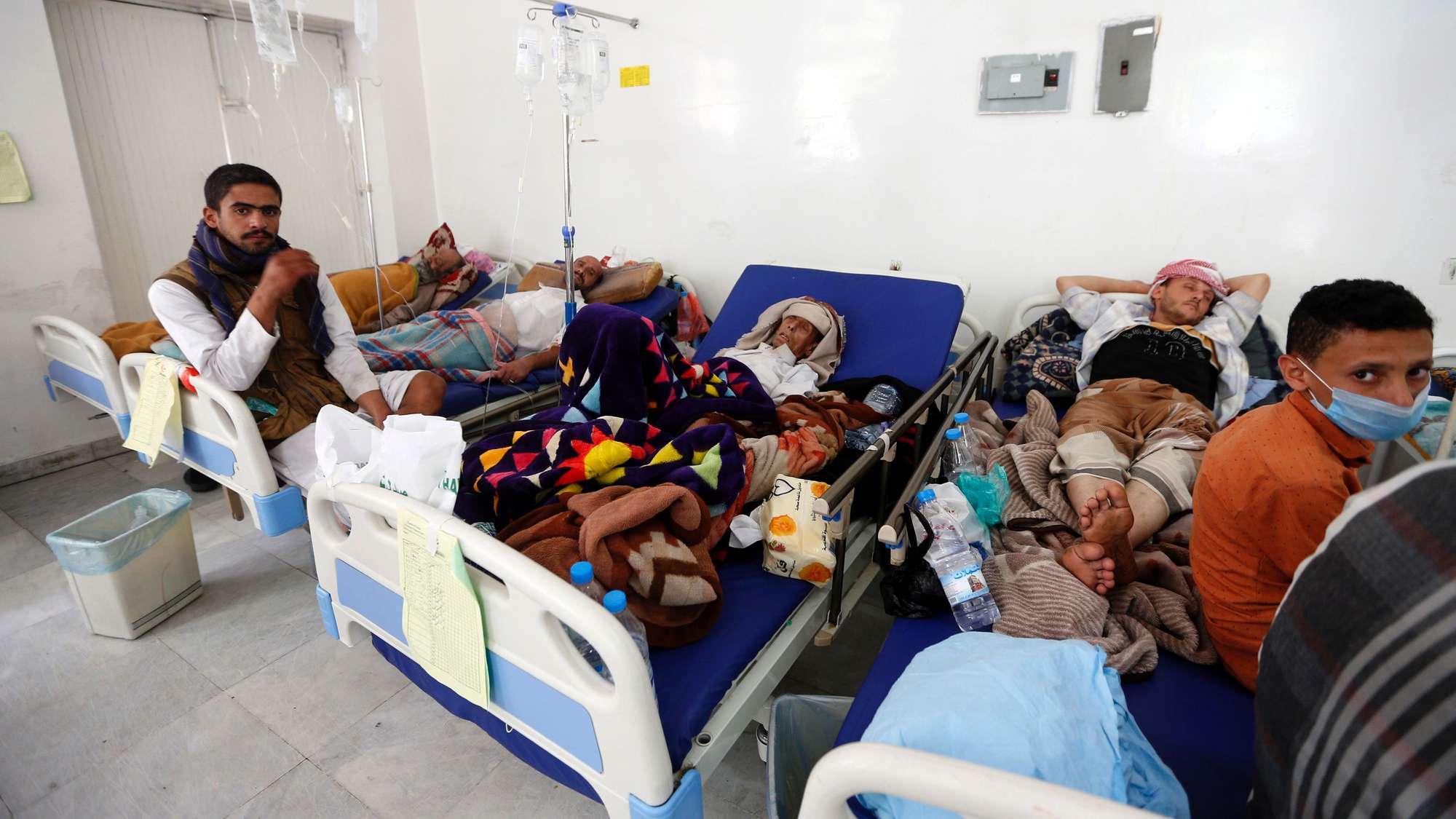 Эпидемия холеры в Йемене: почему это важно