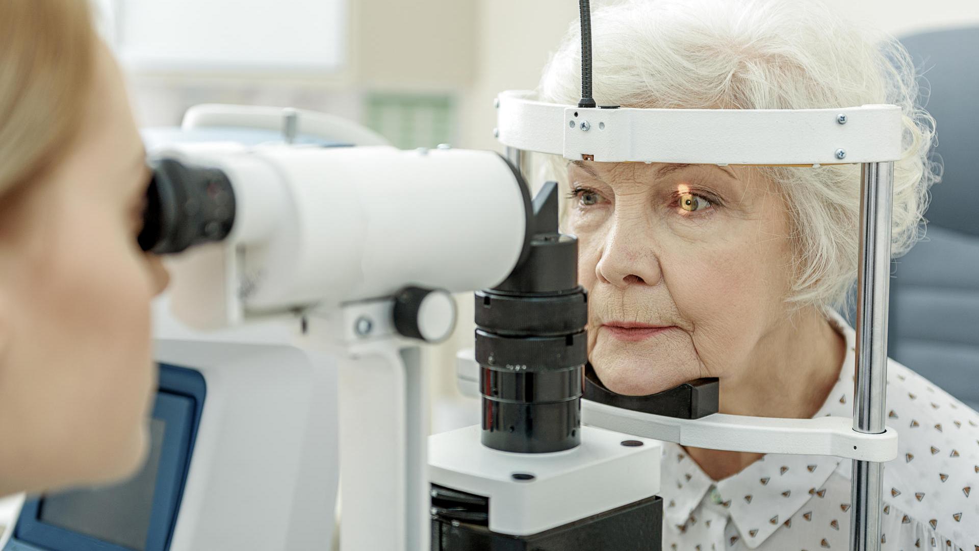 Диагностика болезни Альцгеймера по сетчатке