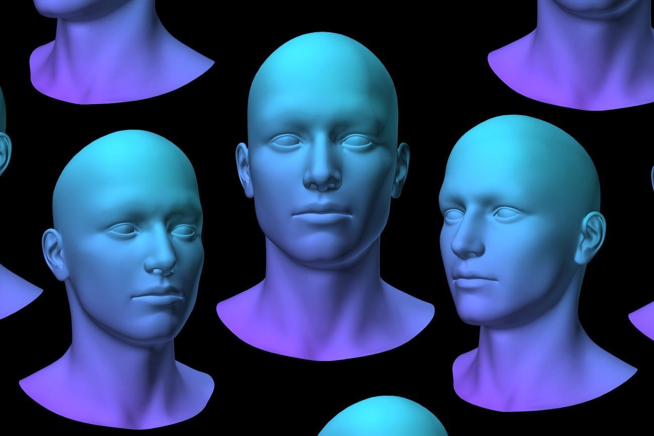 как мы распознаём лица